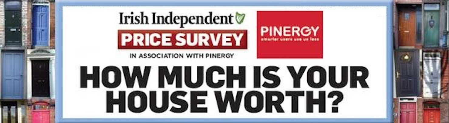 PINERGY SPONSOR HOW MUCH IS YOUR HOUSE WORTH?